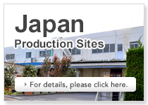 Japan Production Sites